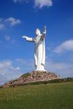 памятник christ jesus Стоковые Фотографии RF