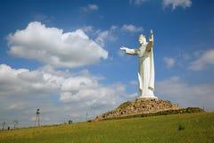 памятник christ jesus Стоковая Фотография