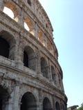 памятник coloseum города известный большинств символ romanity s Стоковая Фотография RF