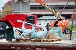 Памятник Confederate Стоковое Фото