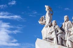 Памятник dos Descobrimentos Padrao стоковое фото