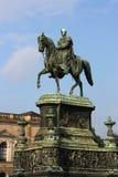 памятник dresden стоковое фото
