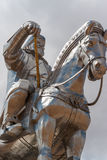 Памятник Dschingis Khan Стоковое Фото