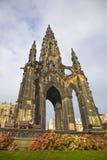 памятник edinburgh Стоковое Изображение