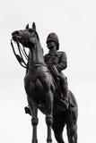 Памятник Equestrian короля Rama 5 Стоковая Фотография