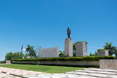 Памятник Ernesto Че Гевара, Santa Clara, Куба Стоковые Изображения RF