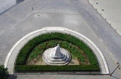 Памятник Frantiska Andrassyova в ROZNAVA стоковые фото