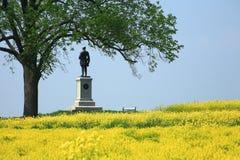 памятник gen barlow Стоковые Фото
