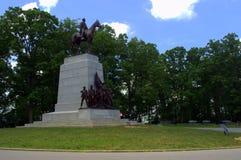 Памятник Gettysburg Стоковая Фотография