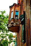 Памятник Gogol Стоковое фото RF