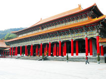 Памятник Hall Chiang Kai-Shek мемориальный Стоковое Изображение