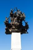 Памятник Izmir Gundogdu Стоковое Изображение RF