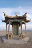 Памятник Jiayuguan Стоковые Фото
