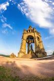 Памятник Kaiser Wilhelm стоковые изображения rf