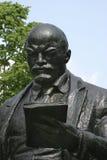 памятник lenin Стоковая Фотография