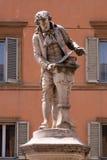 Памятник Luigi Galvani стоковые фото