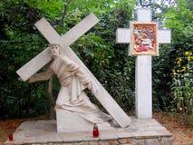 памятник lviv Стоковая Фотография RF