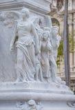 памятник marti jose стоковая фотография rf
