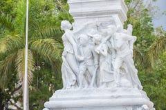 памятник marti jose стоковые изображения