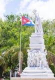 памятник marti jose стоковое фото