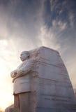 памятник martin luther короля dc Стоковая Фотография