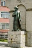 Памятник Mehmet султана Fatih, Стамбул Стоковое фото RF