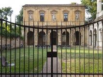 Памятник Padova стоковая фотография rf