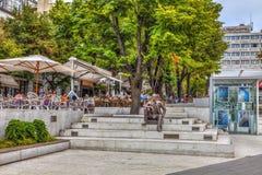 Памятник Pekic Стоковое Фото
