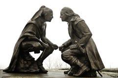 памятник pittsburgh Стоковое Фото