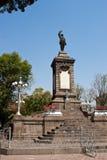 памятник puebla Стоковая Фотография RF