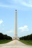 памятник san jacinto стоковые фото