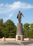 Памятник Sergei Korolev Стоковые Изображения RF