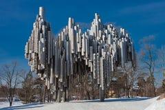 Памятник Sibelius Стоковое Фото