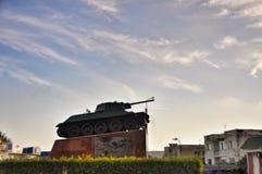 Памятник Taman стоковая фотография rf