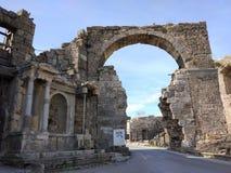 Памятник Vespasianus Стоковые Изображения RF