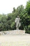 Памятник Yanka Kupala в Минске Стоковое Изображение