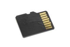 память карточки Стоковое Изображение RF
