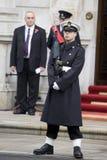 память парада london Стоковое Изображение