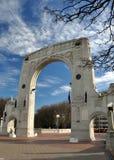 память zealand christchurch моста новая Стоковые Фото