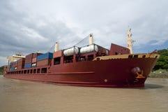 Панамский канал Стоковые Изображения