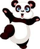 Панда fu Kung иллюстрация штока