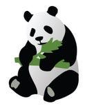 панда ilustration медведя Стоковое Изображение