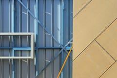 Панели облицовки стены Стоковое Изображение RF