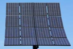 Панели солнечных батарей Стоковое фото RF