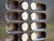панель внутренной связи Стоковое фото RF