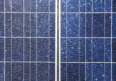 панель детали солнечная Стоковая Фотография