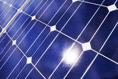 панель детали солнечная Стоковое Изображение RF