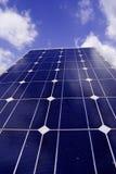 панель детали солнечная Стоковые Изображения RF