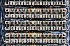 панель заказа кабеля Стоковые Фотографии RF