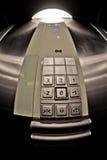 панель лифта стоковое изображение rf